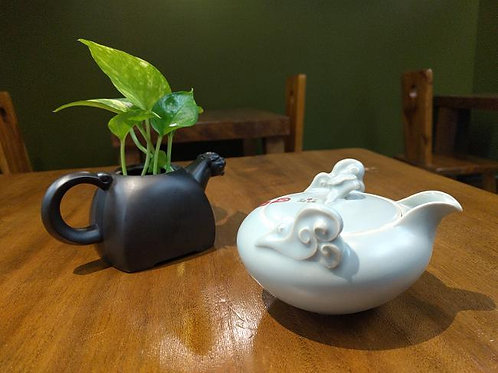 Lucky Cloud Tea Pot 200ml
