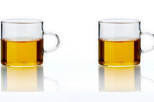 Mini Glass Tea Mug