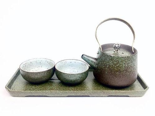 Japanese Style Spring Teaset