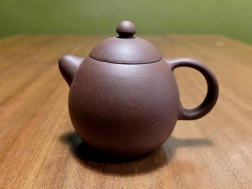 Purple Clay Teapot 2