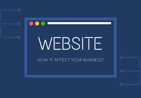 Do you really know how a website affect your business?