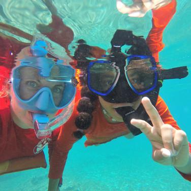 Amyaris Snorkel with Sarah.JPG