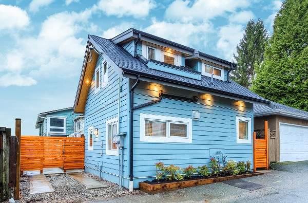 My Lane Home | North Vancouver's First Modular Coach House