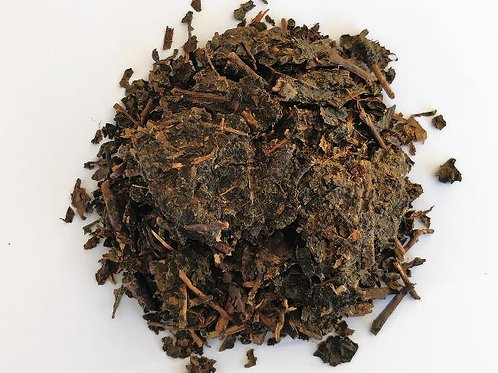 Loose Aged Hei Zhuan Dark Tea ( 2012 )