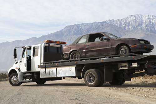 Junk-Car Removal Billerica Towing