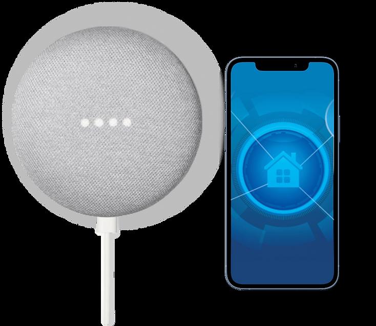 seripajam google mini smart home with ph