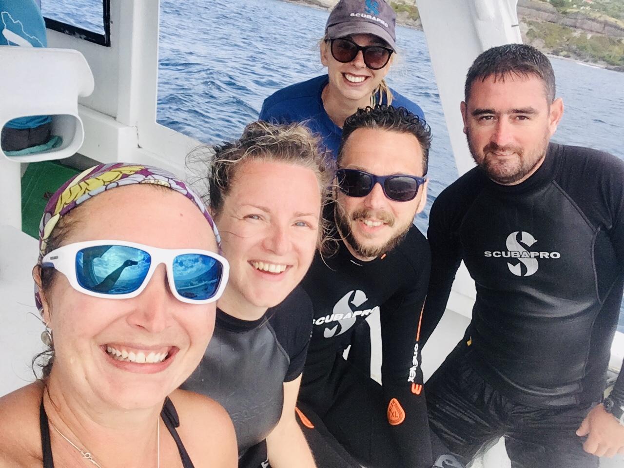 Happy divers 2