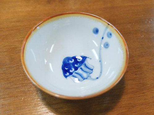 Blue Lotus Seedpod Tea Cup