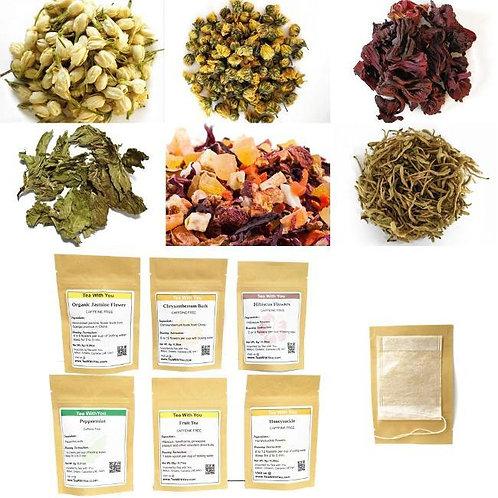 Herbal Tea Sampler