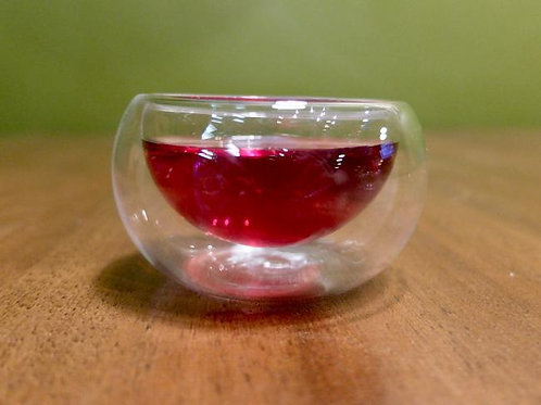 Heat-Resistant Glass Tea Cup