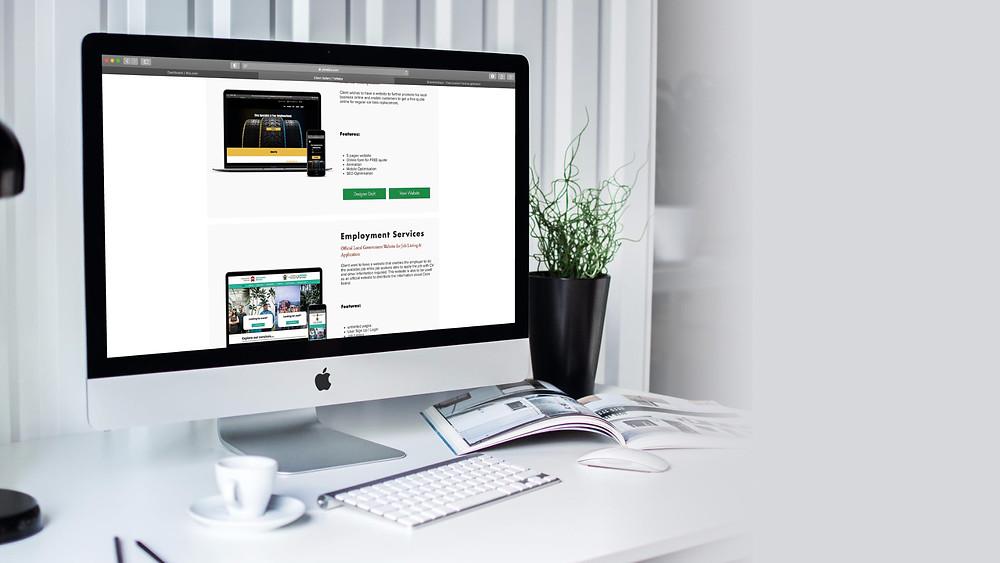 yewebs blog post find the website designer with portfolio