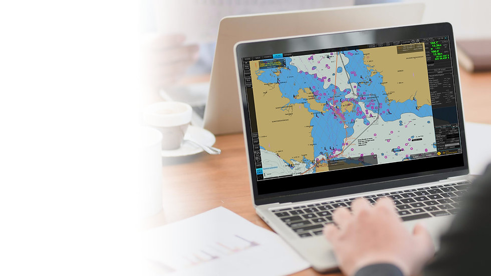 navigation program software protec marin