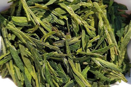 Dragon Well (Longjing) Green Tea - Premium