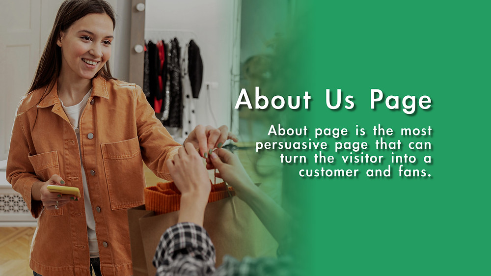 best website practices - use about us to convert sales-yewebs.jpeg