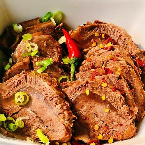 Bentobox - Braised Beef Shank
