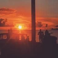 Stumpy at sunset.JPG