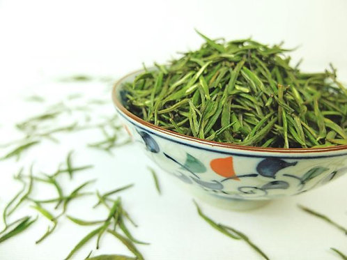 Bamboo Leaf Green Tea (Zhu Ye Qing)
