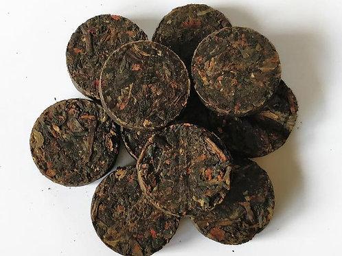 Aged Tree Black Tea ( Tuocha )