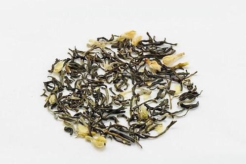 Jasmine Green Tea ( With Petals )
