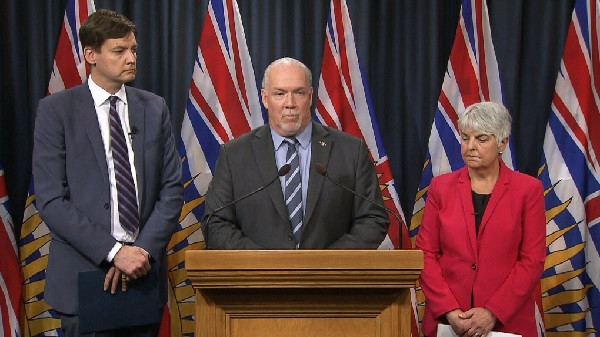 'Done with asking nicely': B.C. announces public inquiry into money laundering