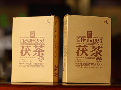 Fu Cha Dark Tea B ( 2012 )