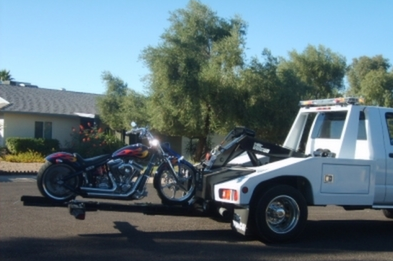 Motorcycle tow -Billerica Towing