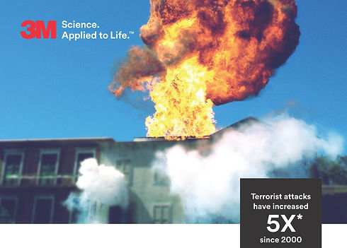 3M Security Film_Bomb Blast Segment Card