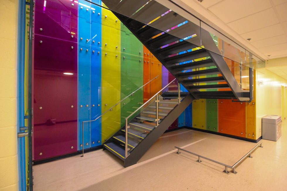 Multi Colours Transparent Film