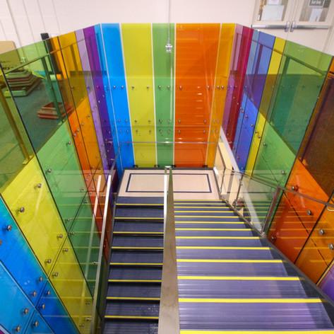 Custom Coloured Window Film