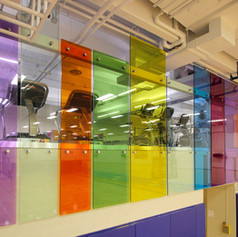 Custom Coloured Window Film