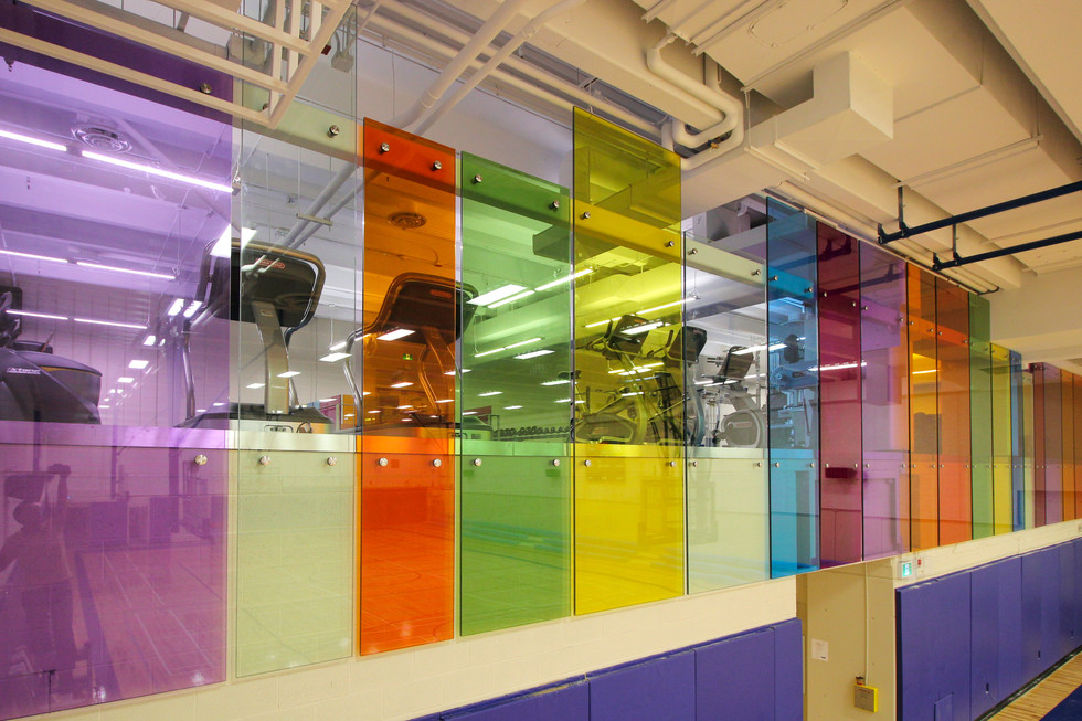 Multi Colours Transparent Film