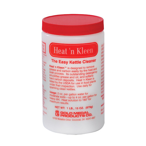 Heat and Clean (Kettle Clean) 31oz