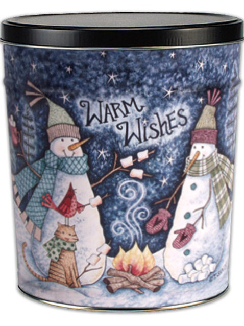 Snowmen and Warm Wishes