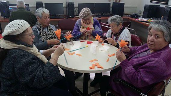 Тирош для пожилых самостоятельных лю