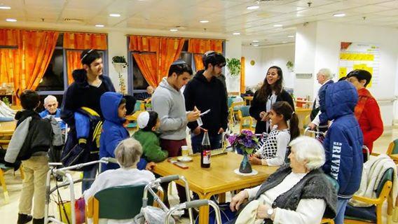Дом престарелых является общественны