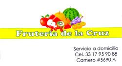 Fruteria Cruz