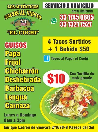 Tacos - El Cuchi