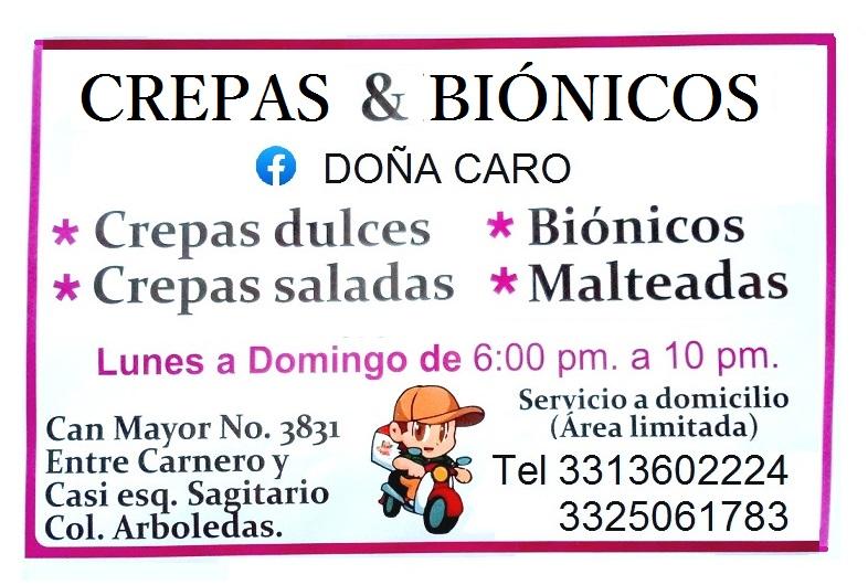 BIONICOS - CARO