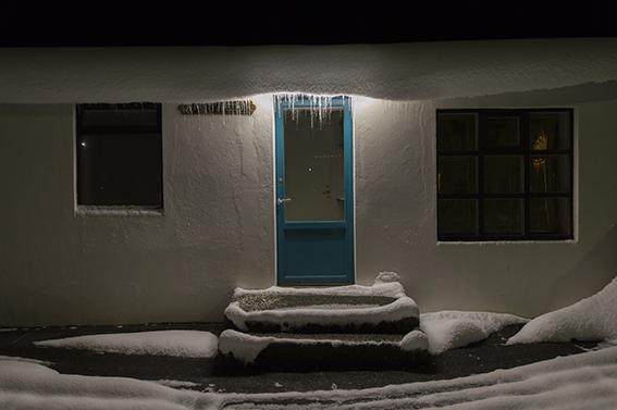 Olafsfjordur house 14.1.16 - 1