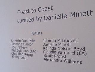Coast to Coast - Exhibition