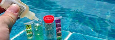 Pool Chemical Balance Test