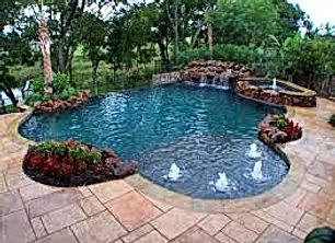 Pool in Preston Hollow