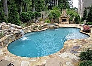 Pool in Highland Park