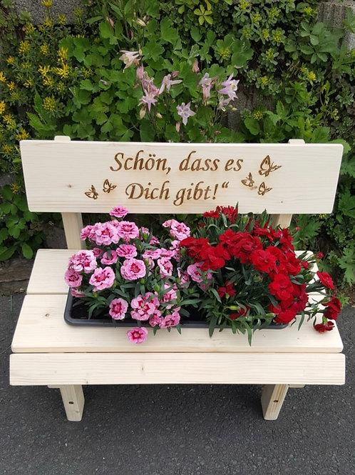 Blumenbankerl