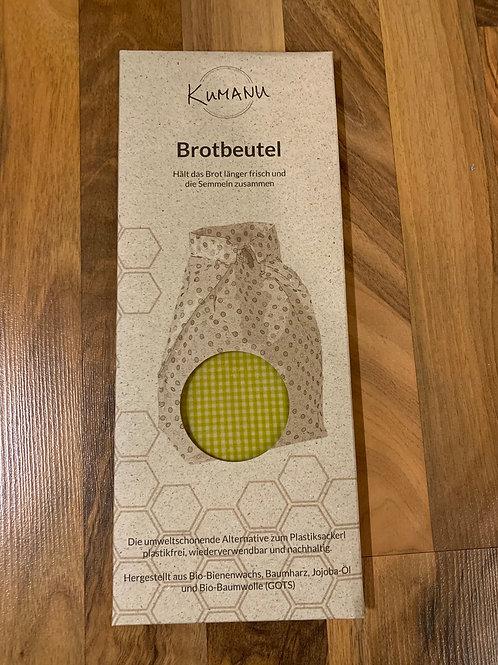 Brotbeutel aus Bio-Bienenwachs 36x30