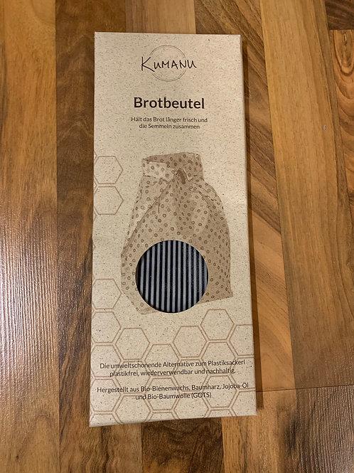 Brotbeutel aus Bio- Bienenwachs 36x30