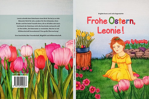 Frohe Ostern Leonie