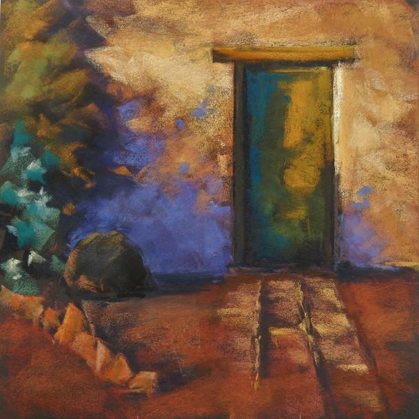 Shadows on the Green Door