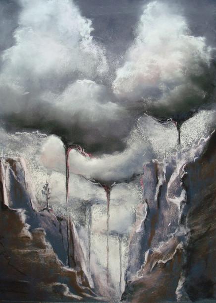 Cloud Forest:  Canyon