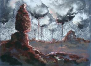 Cloud Forest: Desert